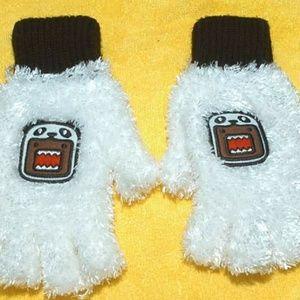Other - Domo Kun Panda Furry Gloves